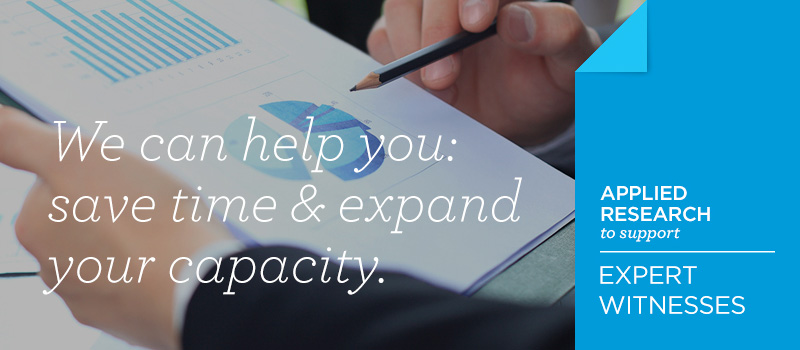 We can help you save time and expand your capacity